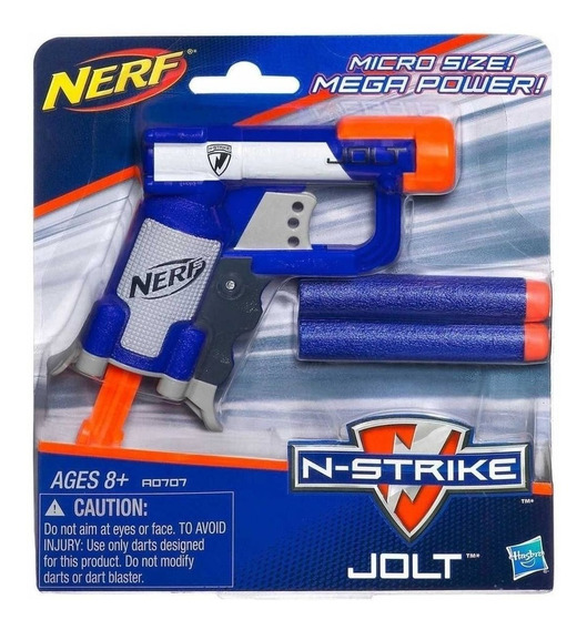 Pistola Nerf Jolt N-strike Elite Hasbro A0707