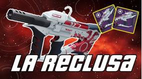 Destiny 2- Reclusa Sub (ps4) Arma Do Competitivo