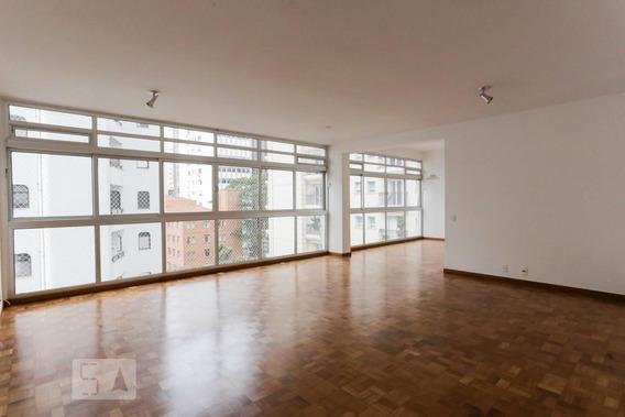 Apartamento No 8º Andar Mobiliado Com 3 Dormitórios E 1 Garagem - Id: 892947936 - 247936