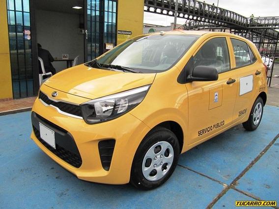 Taxi Picanto Ion Lx Ecotaxi