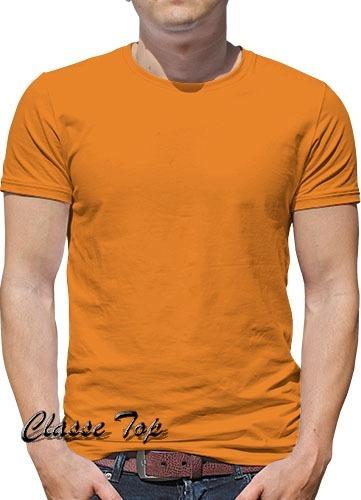 Kit C/ 10 Camisetas Masculino Coloridos Lisos