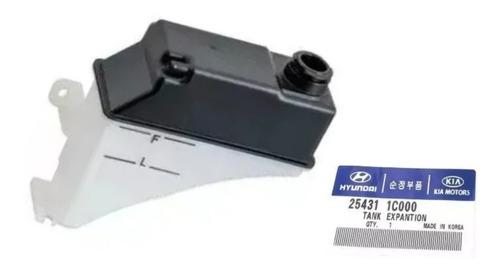 Deposito De Agua Hyundai Getz 1.3 1.6 Original Somos Tienda