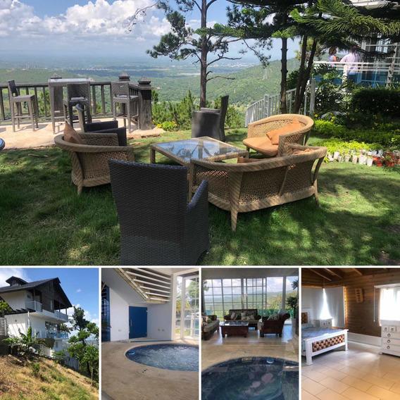 Vendo Y Rento Hermosa Villa De 7 Tareas De Terrenos