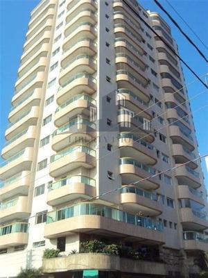 Apartamento A Venda No Bairro Vila Tupi Em Praia Grande - - 499-1