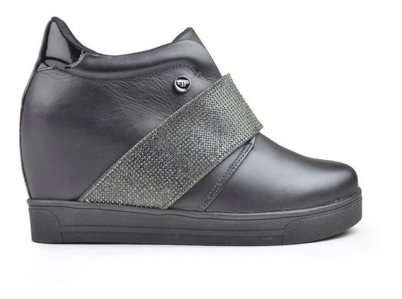 Zapatillas Zapatos Base De Mujer Ss2020 Bleu - Ferraro