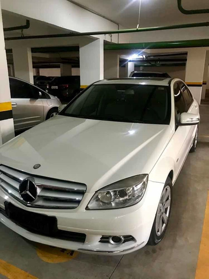 Mercedes-benz Classe C 1.8 4p 10/11