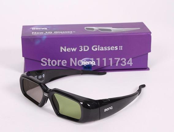 Benq Oculos 3d Ativo Dlp Link 144hz W1070 W700 Ms524