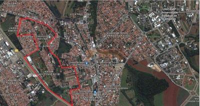 Terreno Residencial À Venda, Jardim Independência, Campinas. - Te0177