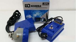 Lampara Minera Komba Rd400 / Rd4.5 Recargable