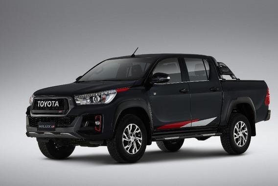 Toyota Hilux Gr-s Dc V6 Automatica 4x4 - Precio Fijo!! - J