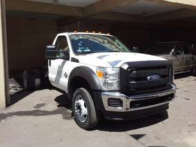 Ford F-550 6.7l Diesel