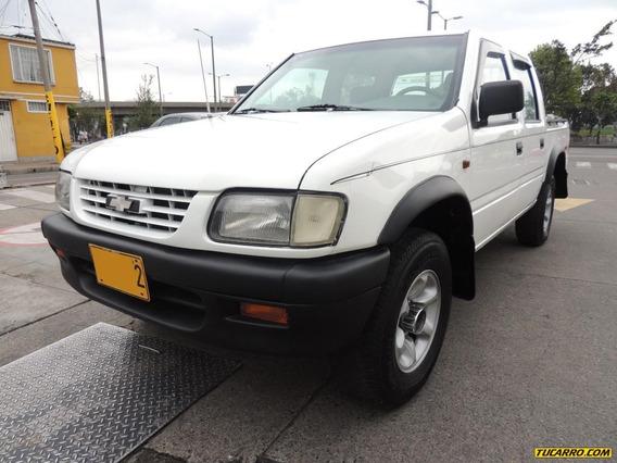 Chevrolet Luv 2.3cc 4x4 Mt Aa Fe