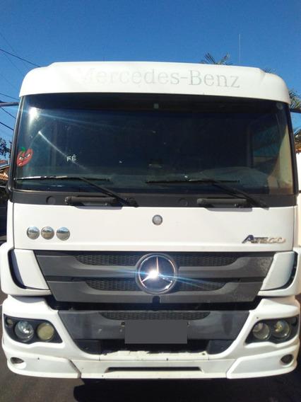 Caminhão Mb 2429 C/ Carroceria E 4° Eixo Ano 2012