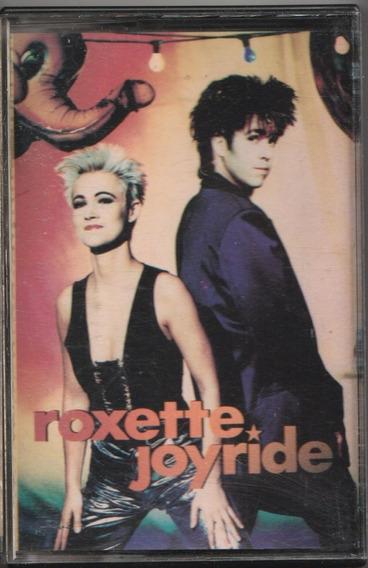 Roxette - Joyride (1991) Cassette Chile Ex