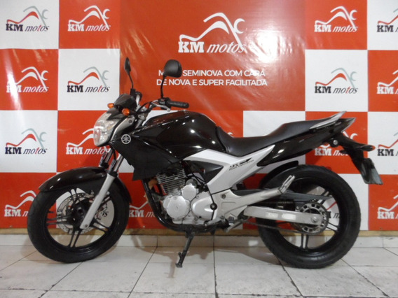 Fazer 250 Preta 2012