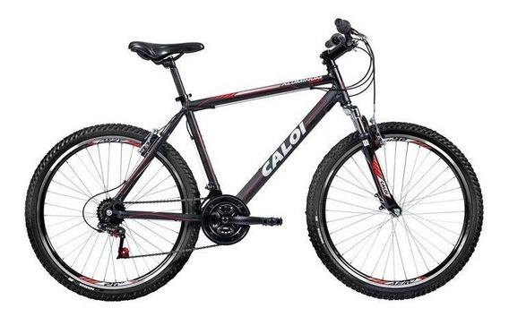 Bicicleta Caloi Aluminum Sport, Aro 26, 21 Marchas