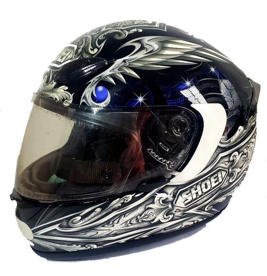 Capacete Shoei Xr 1000 Zero Tc-5 Tam. Xl/62
