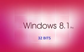 Cd/dvd De Instalação Wind©ws 8.1 - Professional 32 Bits