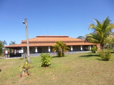 Fazenda Para Venda Em Caldas Novas, 5 Dormitórios, 5 Suítes - 172