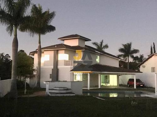 Casa Com 4 Dormitórios À Venda, 530 M² Por R$ 1.690.000,00 - Parque Village Castelo - Itu/sp - Ca13311