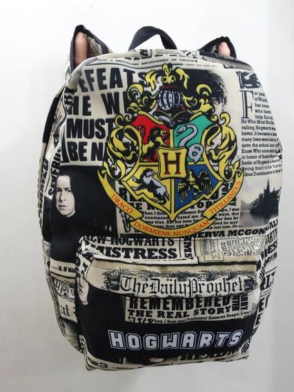 Mochila + Estojo Harry Potter Howart