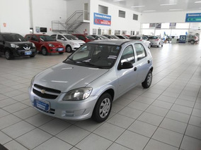 Chevrolet Celta 1.0 Ls Flex Power 5p Prata