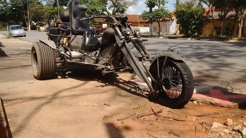 Triciclo Artesanal