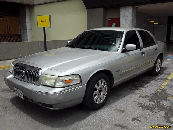 Mercury Grand Marquis Limited