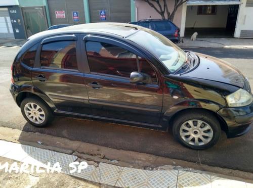 Imagem 1 de 4 de Citroën C3 2008 1.4 8v Glx Flex 5p