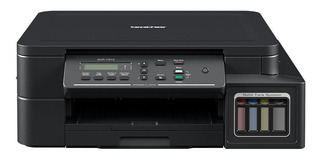 Impresora a color multifunción Brother DCP-T3 Series DCP-T310 220V negra