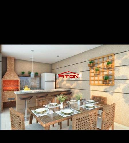 Apartamento Com 2 Dormitórios À Venda, 49 M² Por R$ 280.000,00 - Penha De França - São Paulo/sp - Ap2261