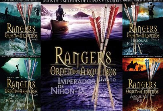 Rangers Ordem Dos Arqueiros - Vol 8 Ao 12 - 11a17 Anos