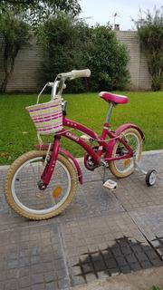 Bicicleta Olmo Tini Friends R16