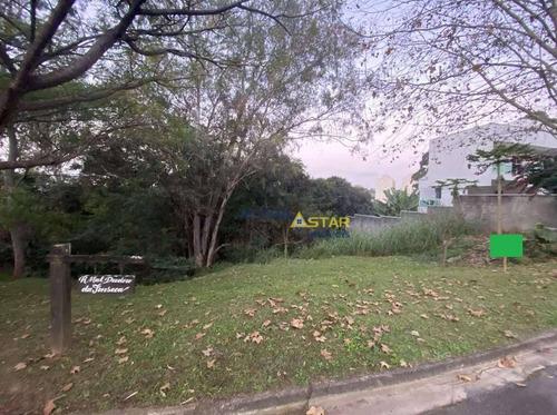Imagem 1 de 3 de Lote Maravilhoso, Excelente Condomínio, Alto Padrão, Venda - Palos Verdes - Carapicuíba/sp - Te0817