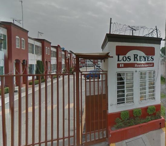 Casa En Remate Bancario Los Reyes Tultitlán