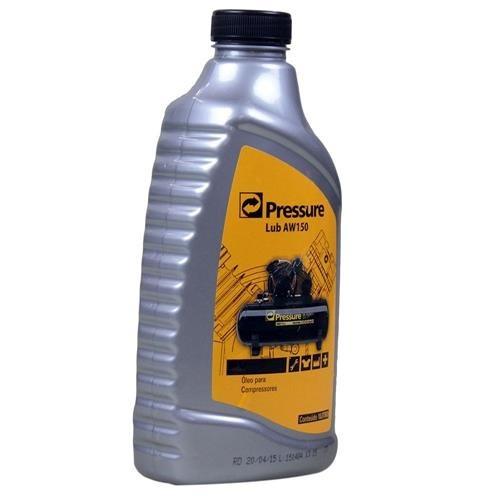 Imagem 1 de 1 de Óleo Lubrificante Aw150 Especial Compressores 1l Pressure