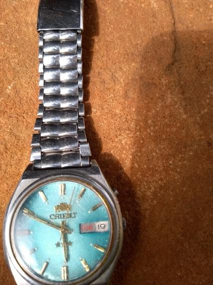 Antigo Relógio Orient Automatic