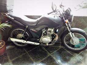 Honda Fan Ks 2013 Pouco Rodada