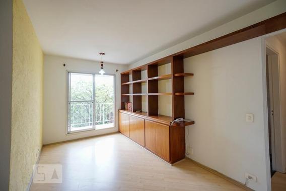 Apartamento No 3º Andar Com 2 Dormitórios E 1 Garagem - Id: 892972522 - 272522
