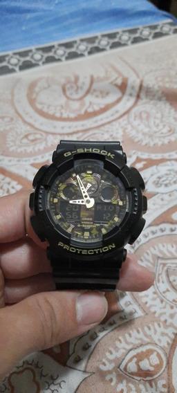 Relógio Cassio G-shock Ga-100cf