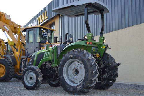 Tractores Chery Bylion 50 Hp 70 Hp Agricola, Doble Traccion