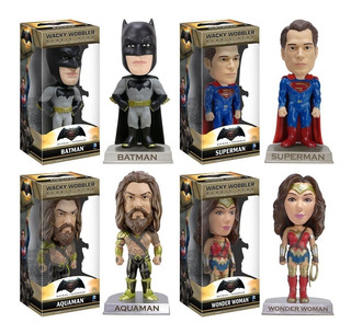 Wacky Wobbler - Batman Vs Superman