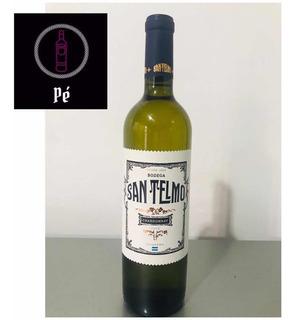 Vino San Telmo Chardonnay 750ml Z/norte-caba- Bebidas.pé