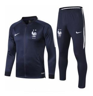 Agasalho França Azul 2019 Nike - 12x S/ Juros, Frete Grátis.