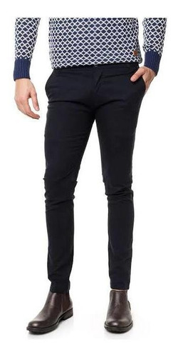 Pantalon Gabardina Skinny Para Hombre Elegante Comodo Barato Mercado Libre
