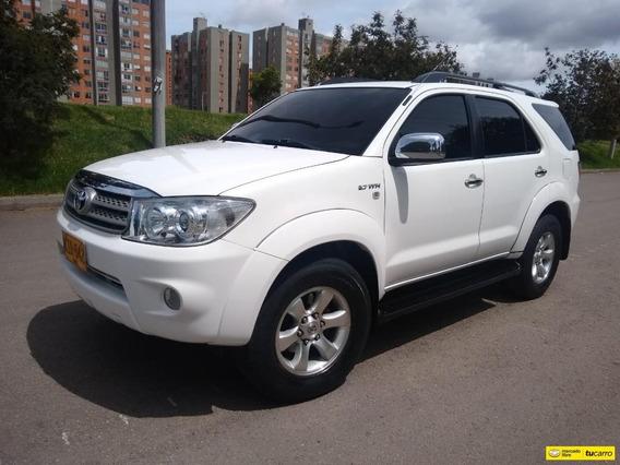 Toyota Fortuner Urbana 2.7 4x4