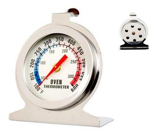 Termómetro Analógico Para Hornos A Gas, Eléctricos, Leña