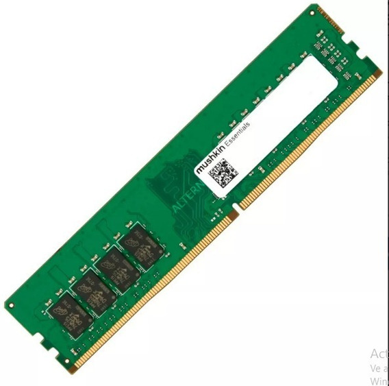 Memoria Ram Mushkin Essentials 4gb Ddr3 1600mhz Udimm