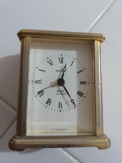 Reloj Antiguo Relide B400 Ekectronic