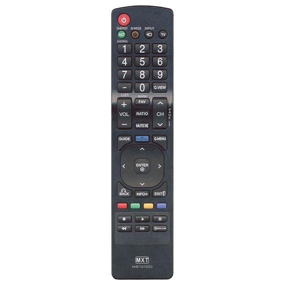 Controle Remoto Mxt 01230 Lg Akb72915252